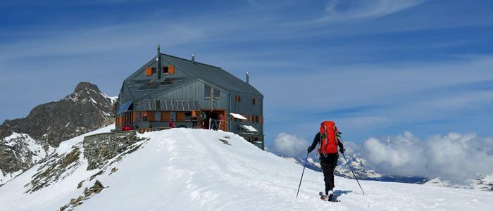 A ski à Panossière © K. Gaymor