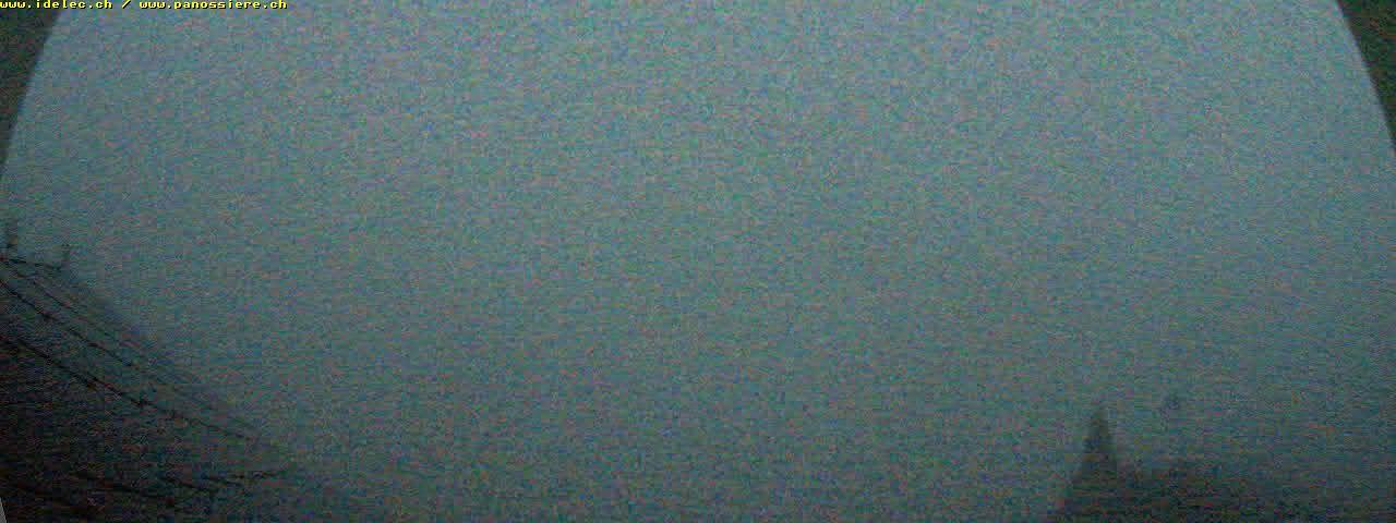 Val de Bagnes Cabanne FXB Pann